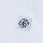 Мужская футболка Stone Island Fissato Treatment White фото- 2