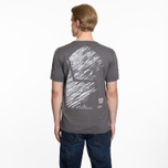 Мужская футболка Stone Island Shadow Project 10th Anniversary Print Graphic Dark Grey фото- 6