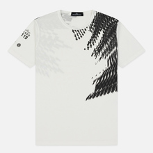 Мужская футболка Stone Island Shadow Project 7119 Print Natural White фото- 0