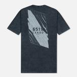 Мужская футболка Stone Island Shadow Project Catch Pocket Anthracite фото- 4