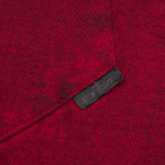 Stone Island Shadow Project Catch Pocket Men's T-Shirt Maroon photo- 3