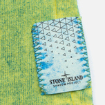 Мужская футболка Stone Island Shadow Project Catch Pocket Yellow фото- 4