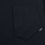 Stone Island Shadow Project Cotton Crew Men's T-shirt Black photo- 2