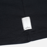 Мужская футболка Stone Island Shadow Project Cotton Crew Black фото- 3