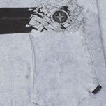 Мужская футболка Stone Island Shadow Project Cotton Jersey Catch Pocket Blue фото- 2