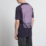 Мужская футболка Stone Island Shadow Project Cotton Jersey Catch Pocket Purple фото- 7