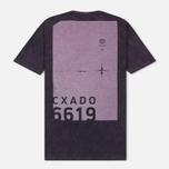 Мужская футболка Stone Island Shadow Project Cotton Jersey Catch Pocket Purple фото- 3
