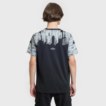 Мужская футболка Stone Island Shadow Project Printed 7119 Black фото- 3
