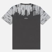 Мужская футболка Stone Island Shadow Project Printed 7119 Grey фото- 3