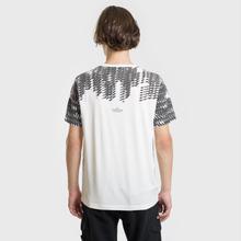 Мужская футболка Stone Island Shadow Project Printed 7119 Natural White фото- 3