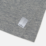 Мужская футболка Stone Island Shadow Project Printed Catch Pocket Steel Grey/Black фото- 3