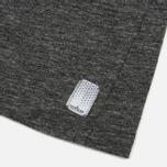 Мужская футболка Stone Island Shadow Project Printed Catch Pocket Steel Grey/White фото- 4