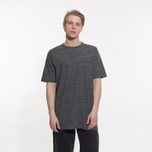 Мужская футболка Stone Island Shadow Project Printed Catch Pocket Steel Grey/White фото- 5