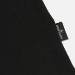 Мужская футболка Stone Island Shoulder Pin Black фото- 3