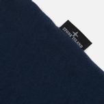 Мужская футболка Stone Island Shoulder Pin Navy Blue фото- 3