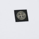 Мужская футболка Stone Island Small Logo Patch White фото- 2