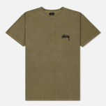 Мужская футболка Stussy 8 Ball Army фото- 0