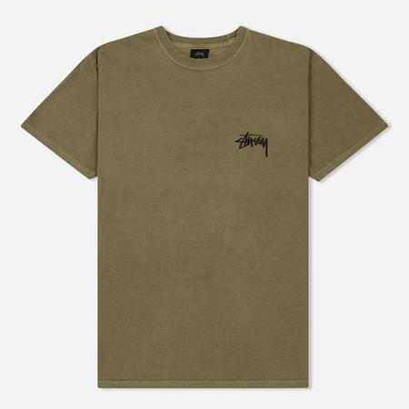 Мужская футболка Stussy 8 Ball Army