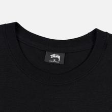 Мужская футболка Stussy 8 Ball Black/White фото- 1