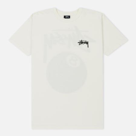 Мужская футболка Stussy 8 Ball Natural