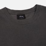 Мужская футболка Stussy 8 Ball Pigment Dyed Black фото- 1