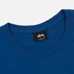 Мужская футболка Stussy Basic Dark Blue фото- 1