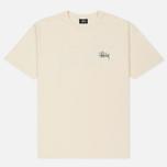 Мужская футболка Stussy Basic Natural фото- 0