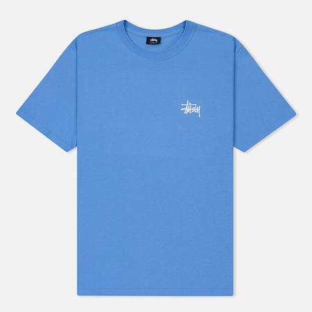 Мужская футболка Stussy Basic Stussy Blue