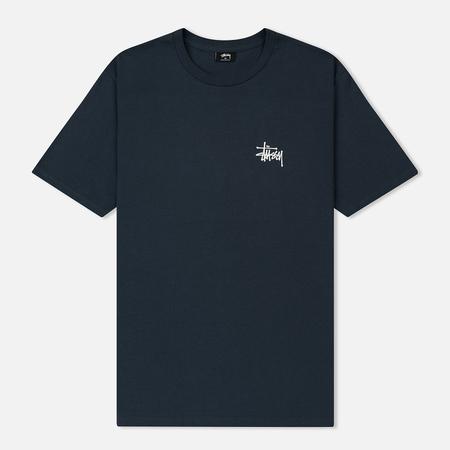 Мужская футболка Stussy Basic Stussy Ink