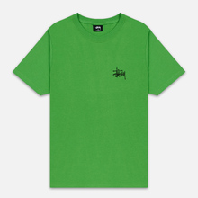 Мужская футболка Stussy Basic Stussy Kelly фото- 0