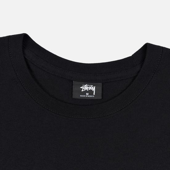 Мужская футболка Stussy Bolt Black