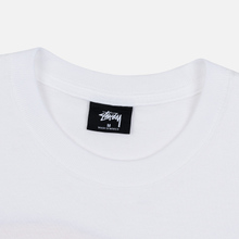 Мужская футболка Stussy Bolt White фото- 1
