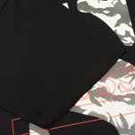 Stussy Camo S Men's T-shirt Black photo- 3