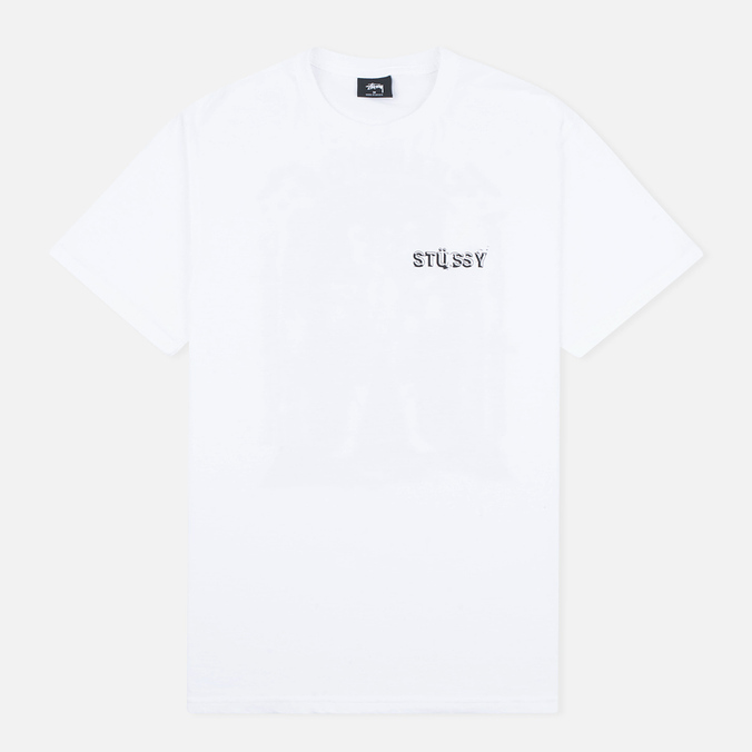 Stussy Champion Men's T-shirt White