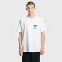 Мужская футболка Stussy Checkers White фото- 2
