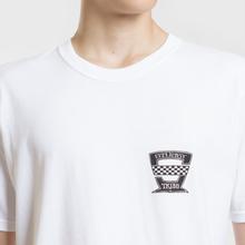 Мужская футболка Stussy Checkers White фото- 3