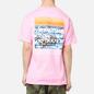 Мужская футболка Stussy Clear Day Pink фото - 3