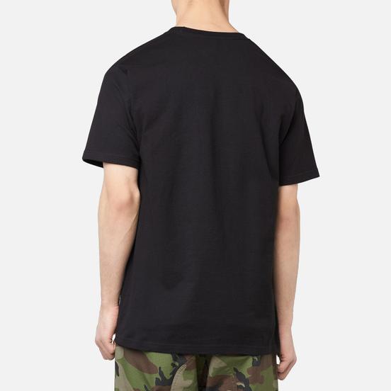 Мужская футболка Stussy Clyde Black