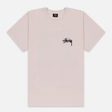 Мужская футболка Stussy Daydream Pigment Dyed Fog фото- 0
