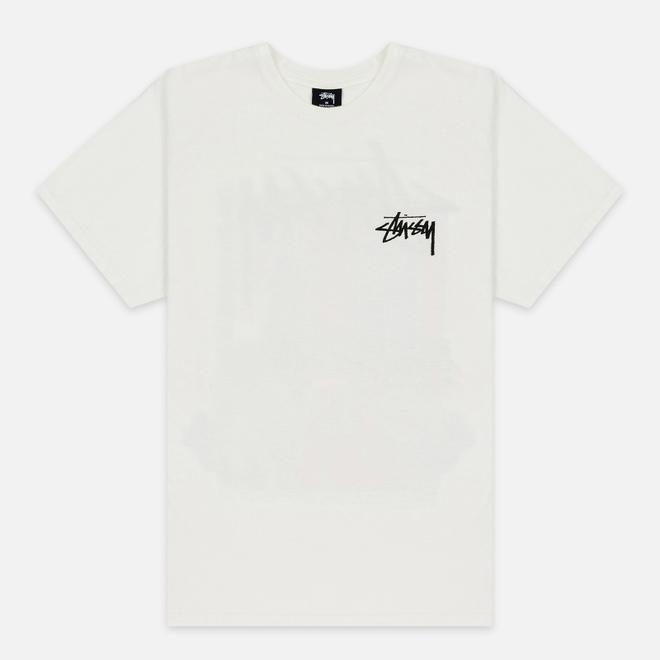Мужская футболка Stussy Daydream Pigment Dyed Natural