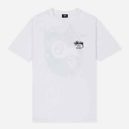 Мужская футболка Stussy Don't Scratch White