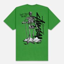 Мужская футболка Stussy Don't Take The Bait Kelly фото- 3