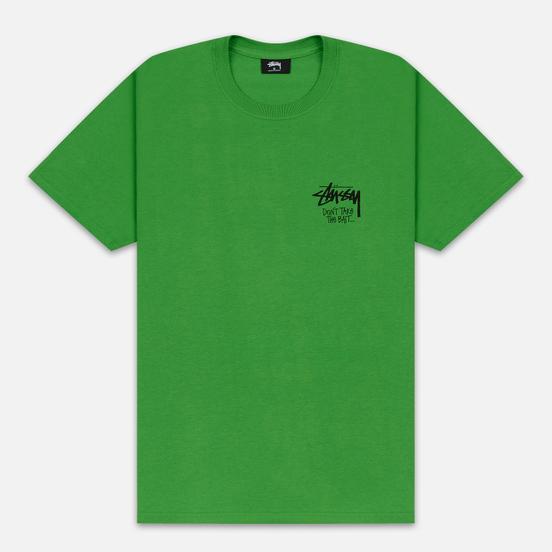 Мужская футболка Stussy Don't Take The Bait Kelly