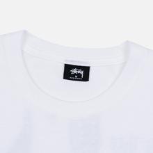 Мужская футболка Stussy Don't Take The Bait White фото- 1