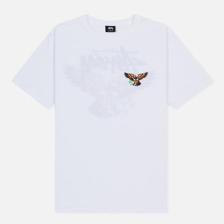 Мужская футболка Stussy Eagle White