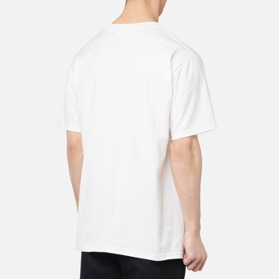 Мужская футболка Stussy Ganesh White