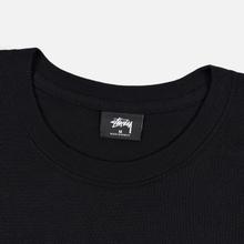 Мужская футболка Stussy Harmony Black фото- 1