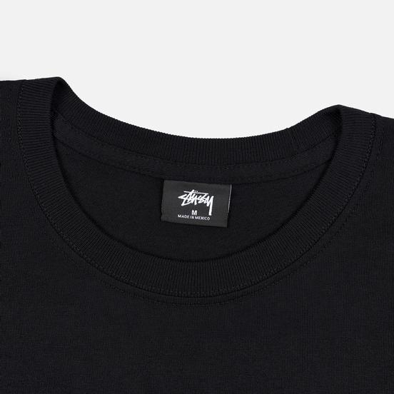 Мужская футболка Stussy Harmony Black