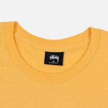 Мужская футболка Stussy Harmony Orange фото- 1
