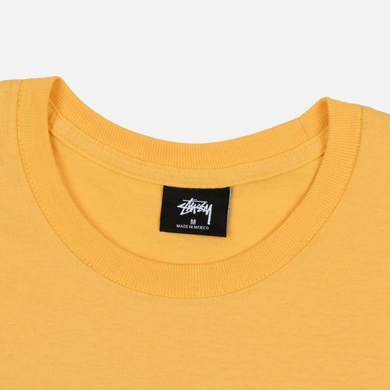 Мужская футболка Stussy Harmony Orange